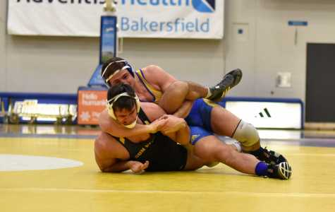 CSUB sending five wrestlers to NCAA Championships