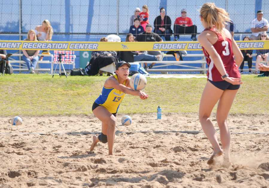 CSUB sweeps competition at home