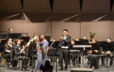 CSUB Concert Band delights the audience with its Spring Concert