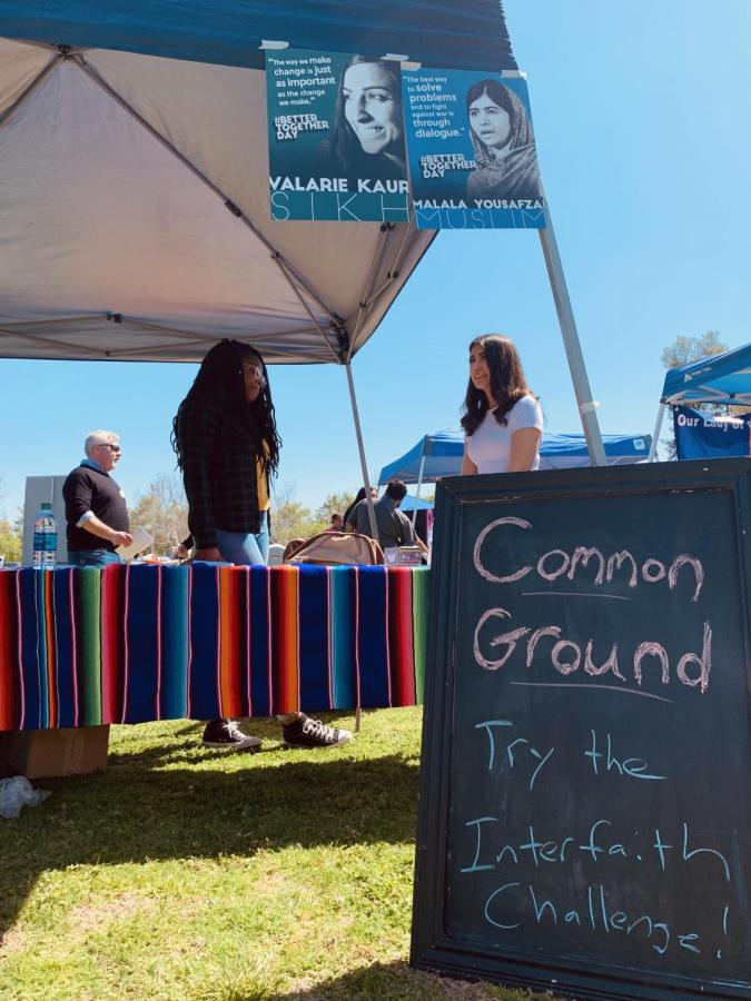 Common+Ground%2C+a+club+of+CSU+Bakersfield%2C+has+members+at+their+table+at+the+Festival+for+Peace+and+Non-Violence%2C+on+March+30+at+CSUB.