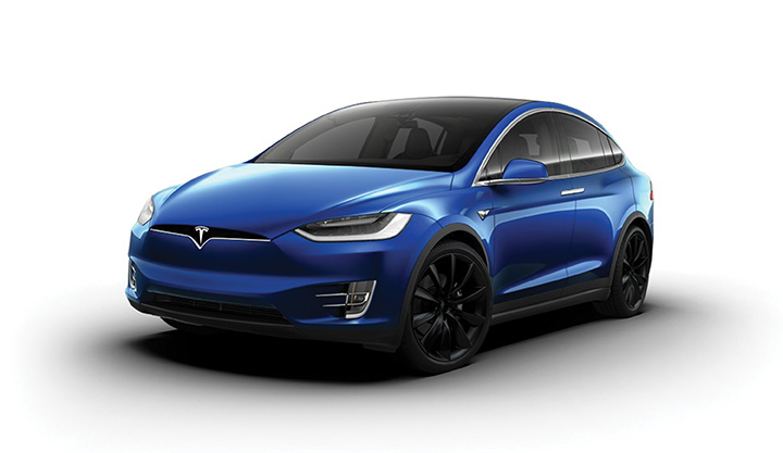 Supplied photo of a Tesla van like the new ones coming to CSUB. Source tesla.com/The Runner