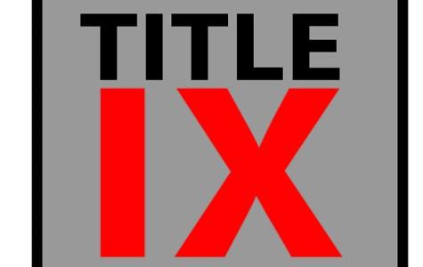 Change on Title IX is long-overdue