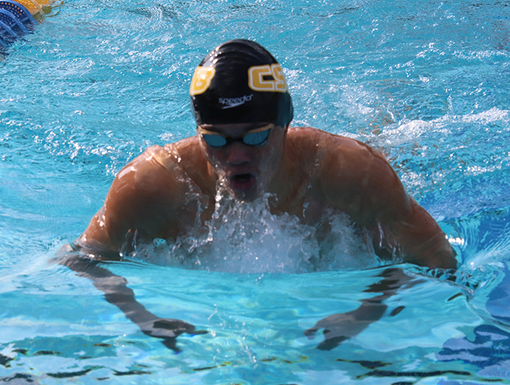 CSUB swim brings home 6 titles in an impressive showing at their final WAC Championships