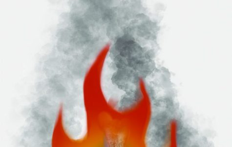 Sensitive students not considered: lack of timely notice about tumbleweed burn causes problems