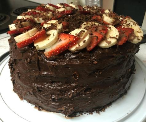 Runner recipe: I tried Tasty's vegan chocolate cake