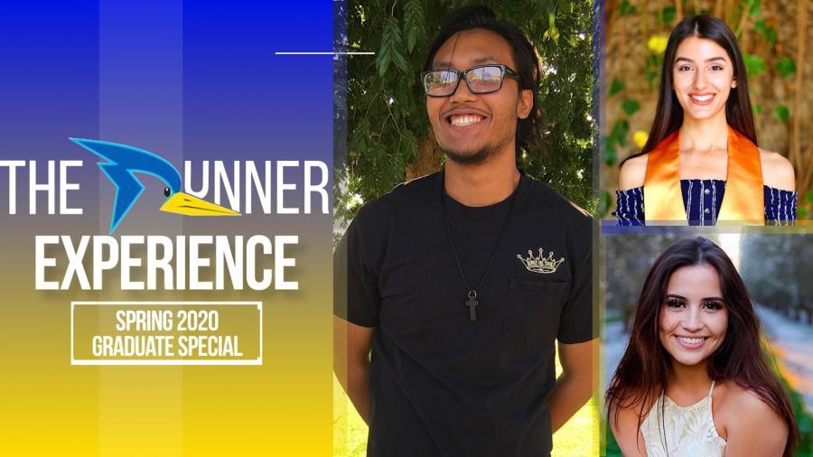 The Runner Experience: Spring 2020 Graduate Special- Volume V