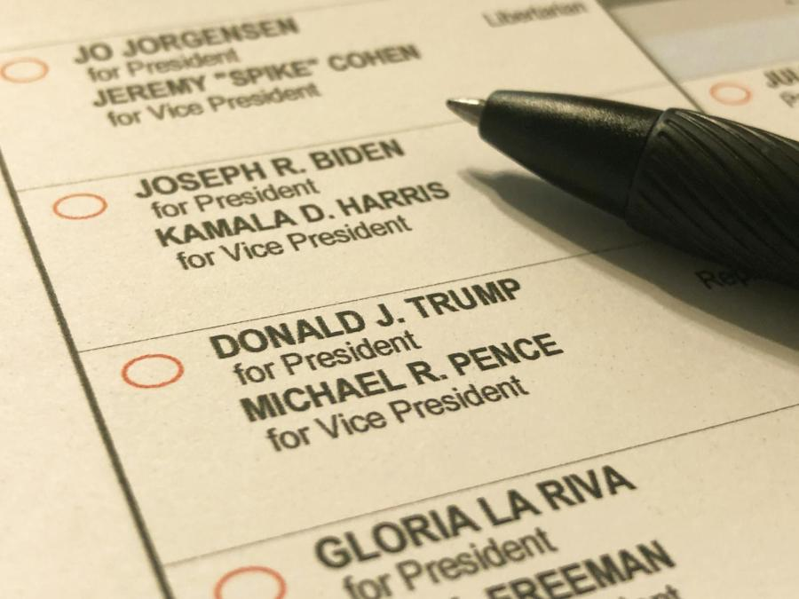 It is critical that voters make informed choices when they fill out their ballot.