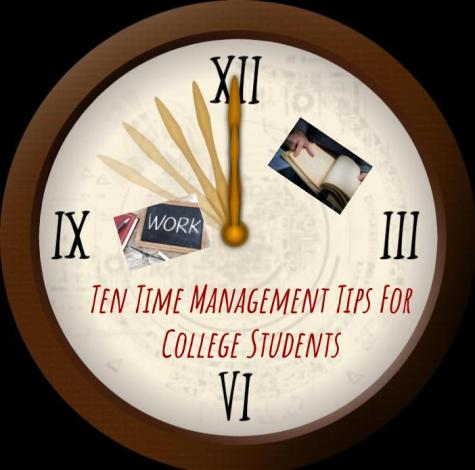 10 Time management tips college students need to know