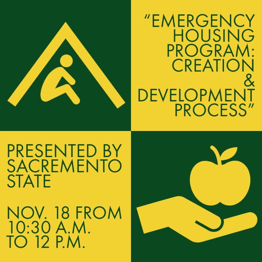 Preview: Sacramento State helps guide CSU system in creating emergency housing programs in an upcoming webinar