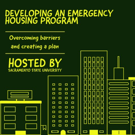 "Establishing emergency assistance: Sacramento State holds ""Emergency Housing Program: Creation and Development Process"" webinar"