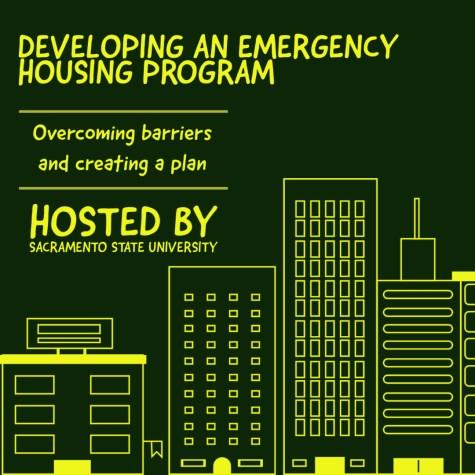 "Establishing emergency assistance: Sacramento State holds ""Emergency Housing Program: Creation and Development Process"" webinar"