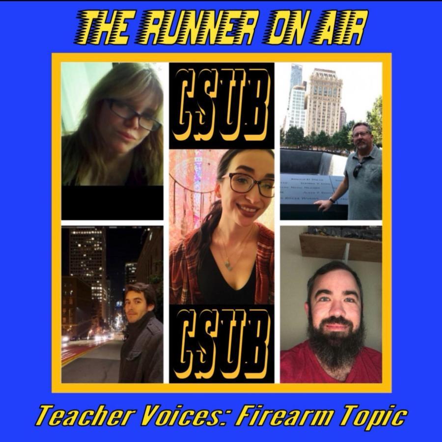 The Runner on Air: Teachers and Firearms