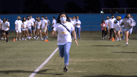 Freshmen & Sophomores participate in the annual Rowdy Run