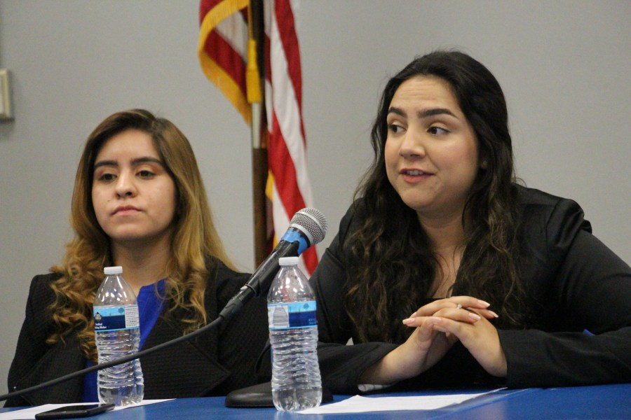 ASI election candidates discuss goals during open forum