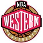 NBA Western Conference Logo