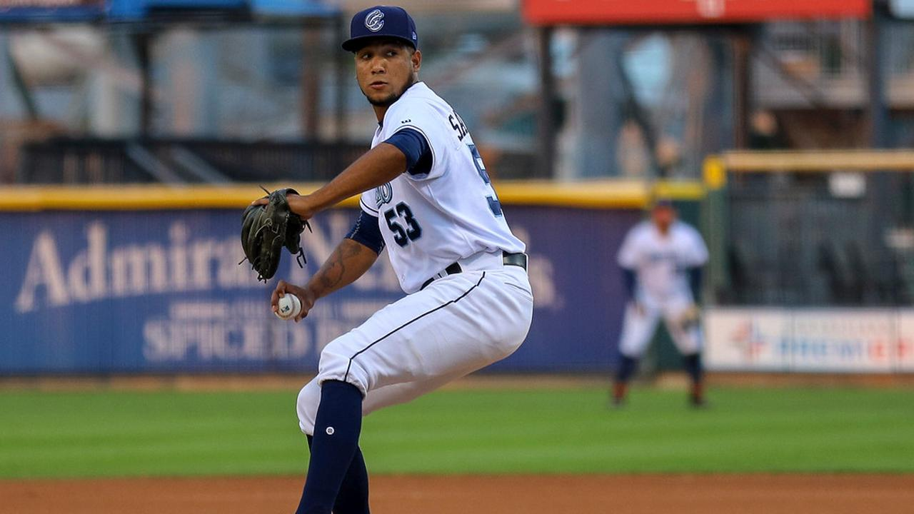 Bubbling Under Carlos Sanabria Nearing Houston Astros Breakout ...