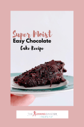 easy dairy free chocolate cake recipe