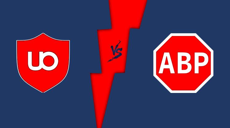 uBlock Origin and Adblock Plus