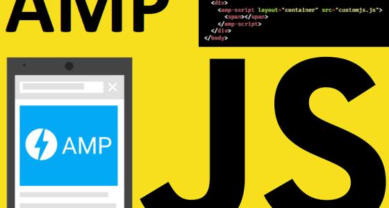 AMP and Javascript