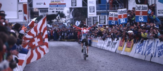 Dieter Runkel wins 1995 World Championships