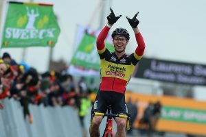 Laurens Sweeck wins in MIddelkerke 2020