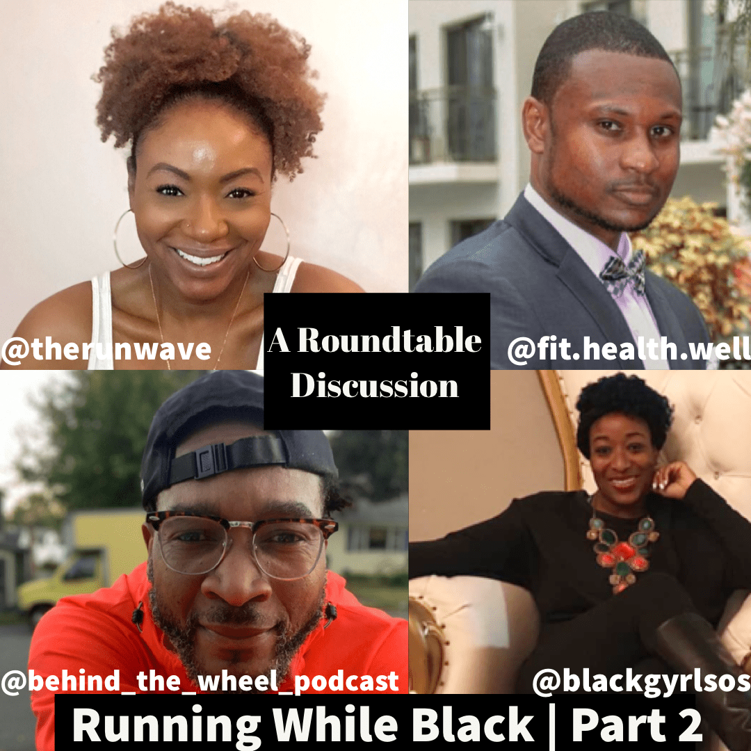 Lets Talk: Running While Black | Part 2