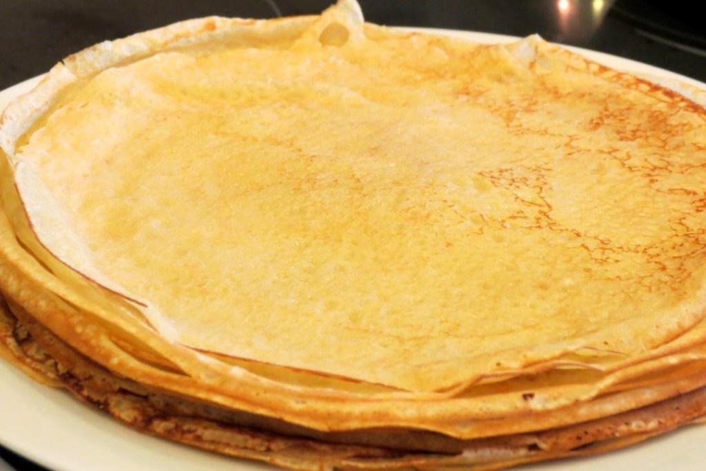 10 to 12 pancakes