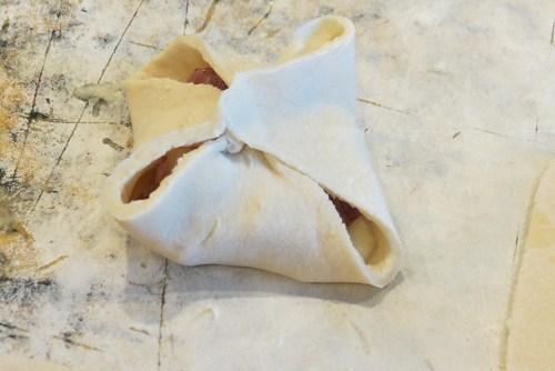 folding manti