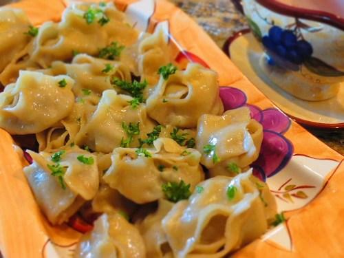 served manti