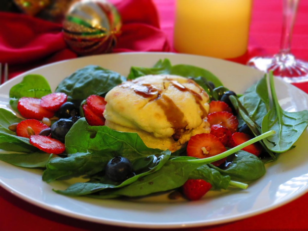 served-salad