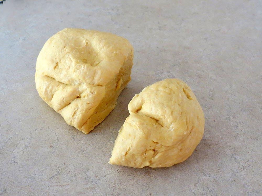 divided-dough