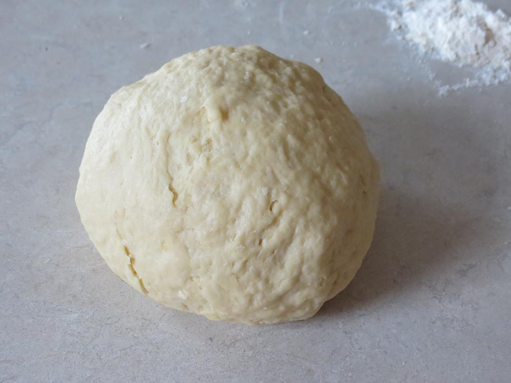 forming-dough