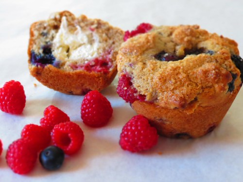 berry-muffins