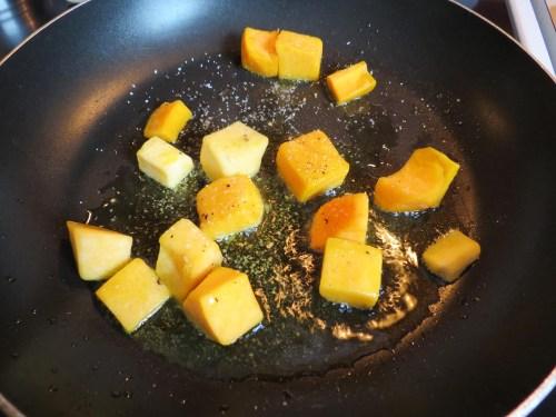 cooking squash