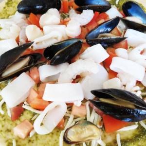 putting seafood
