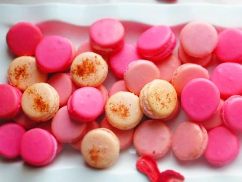 Moscato macarons