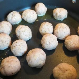 browning meatballs