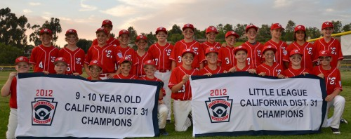 LITTLE LEAGUE: Encinitas advances to SoCal South Sub-Divisional round