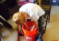 Rice Bucket – Build Arm Strength