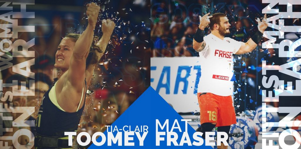 2017 CrossFit Games Winners 2017 CrossFit Games champions