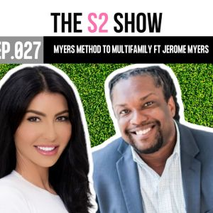 The Myers Method to Multifamily ft Jerome Myers