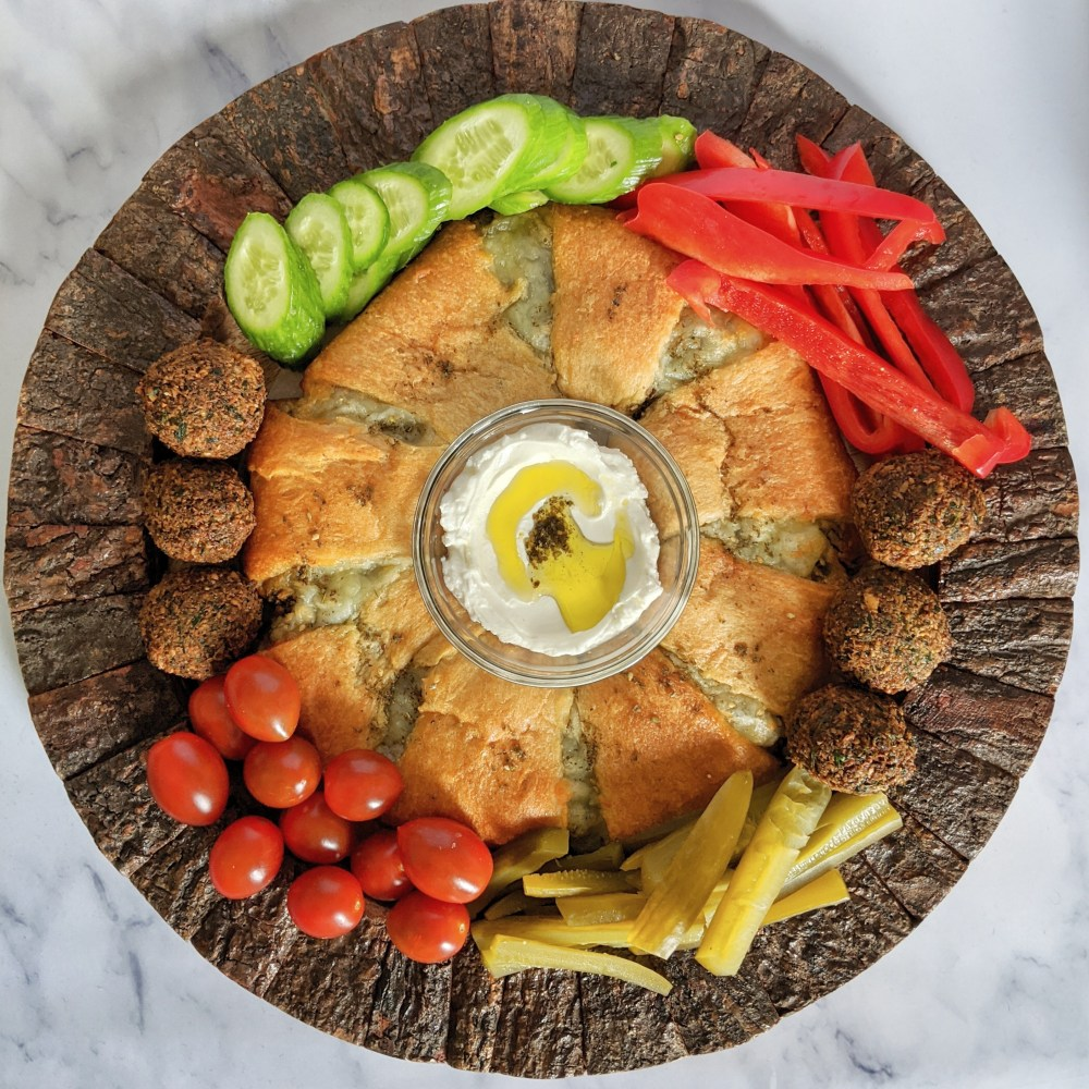 Zatar Pastry