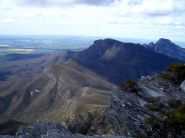 From the Summit. Stirling Range National Park. Western Australia.