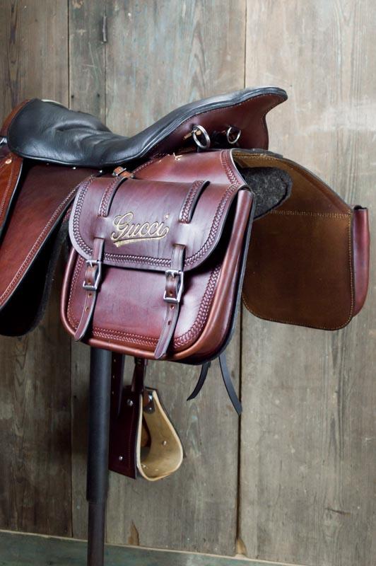 Custom Saddlebags