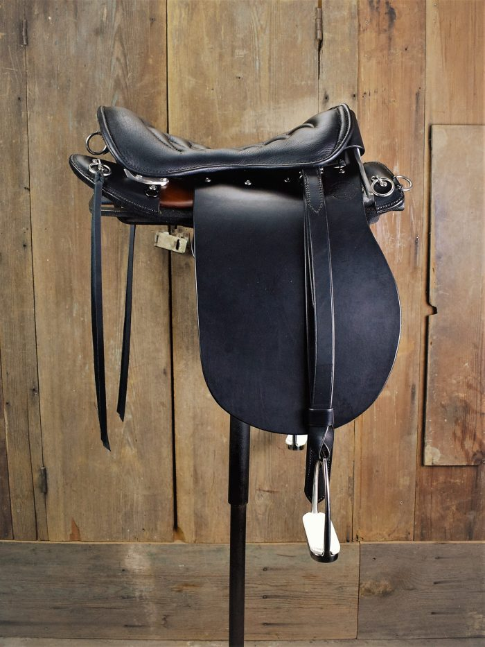 Mountaineer Show & Trail Saddle