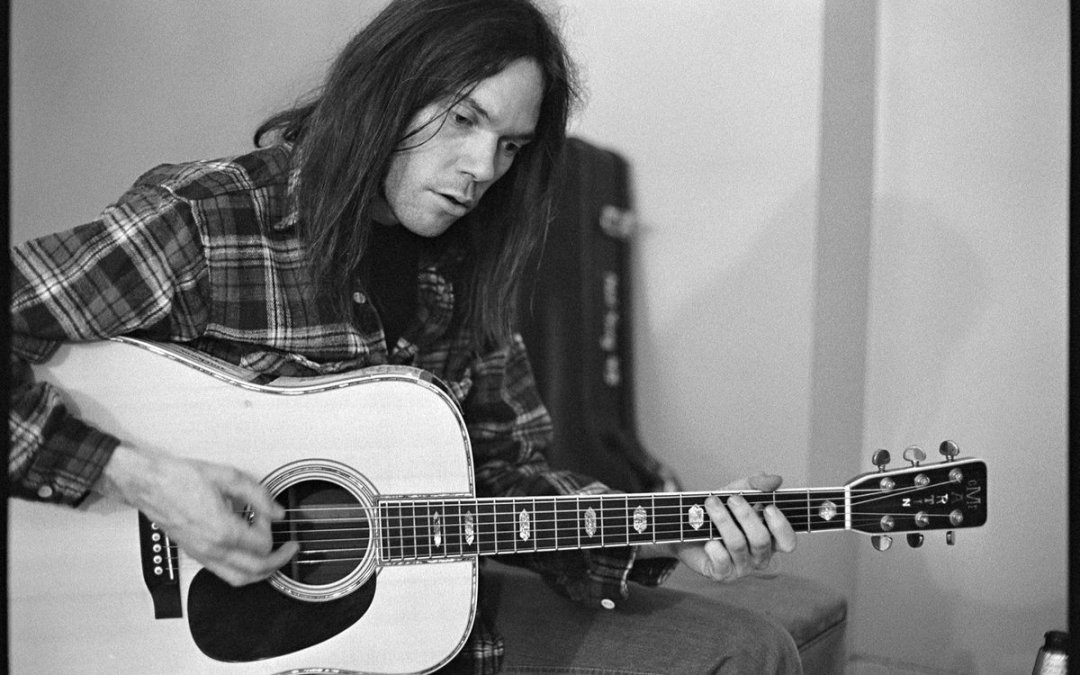 El disco de la semana: Harvest de Neil Young