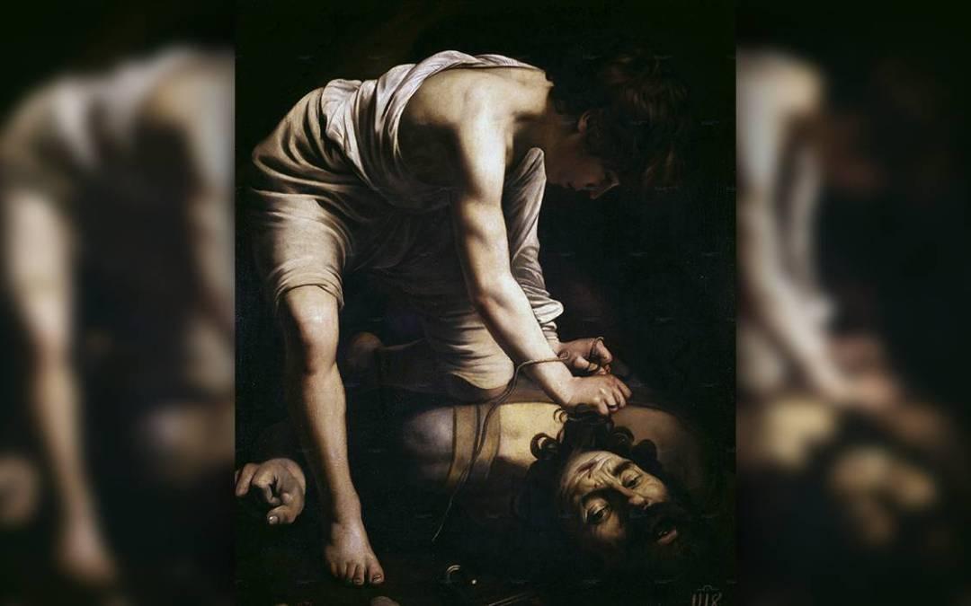 Caravagio - David and Goliath