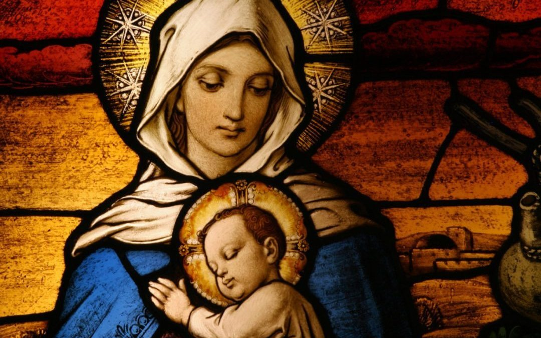 Mary: The Virgin with Song