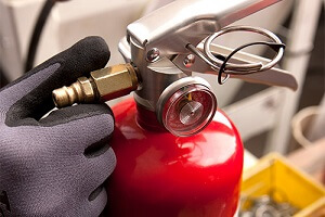 fire extinguisher safety training