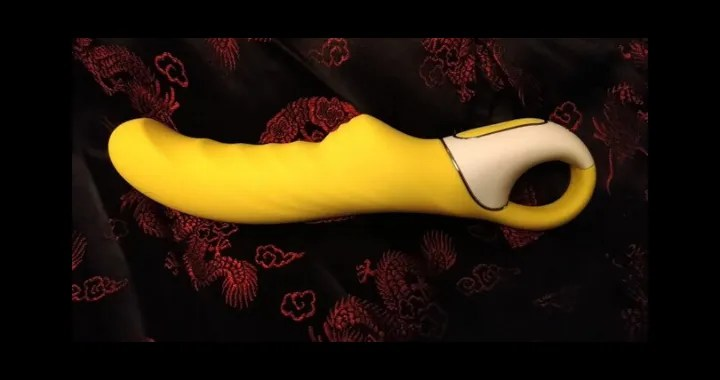 Satisfyer Vibes Yummy Sunshine- Guest review by Violet Grey